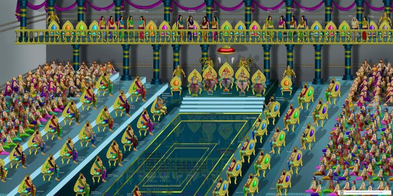 Initiation_of_Maya_Sabha