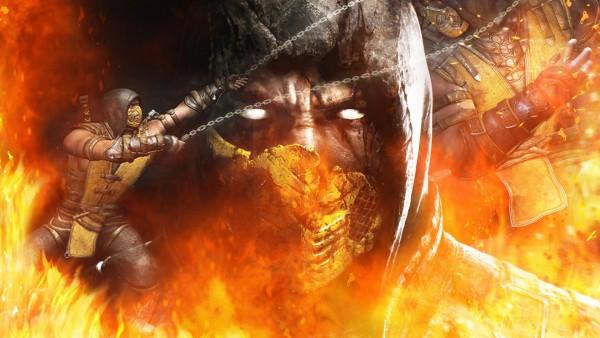 Scorpion Mortal Kombat Skin Crita Curita